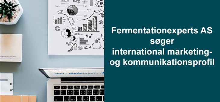 Vi søger: International marketing– og kommunikationsprofil